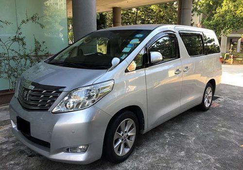 Toyota-Alphard-6-seater
